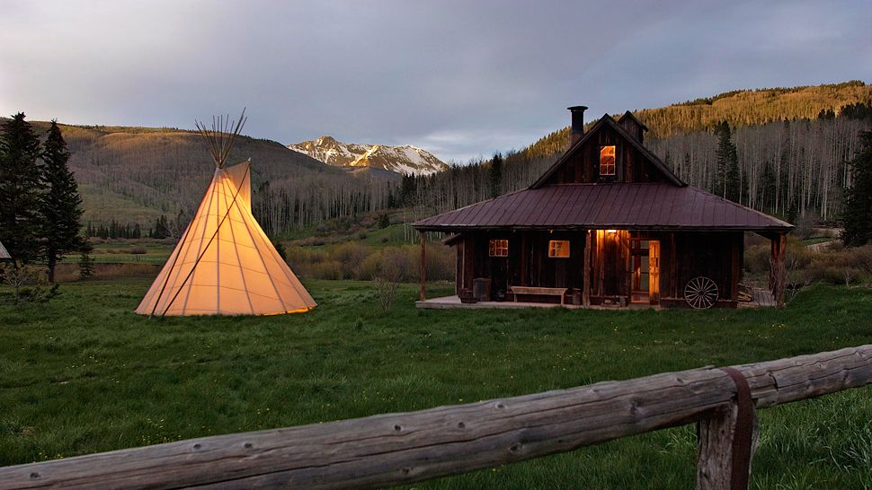 The Tipi - Tiny House Blog